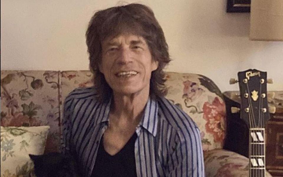 Mick Jagger y Dave Grohl estrenaron una canción sobre la pandemia