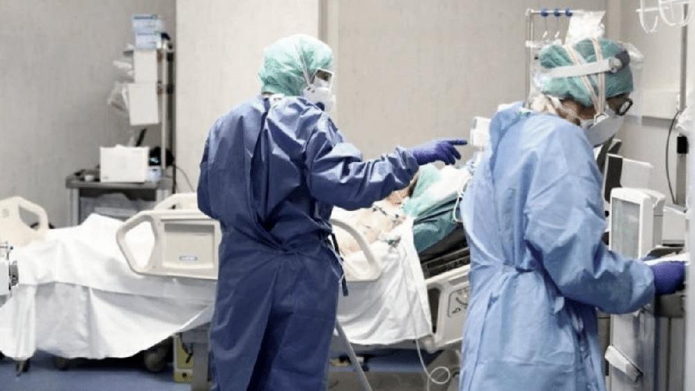 Afirman que las camas UTI se liberan más por fallecimientos que por pacientes recuperados