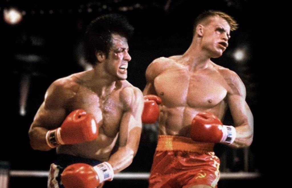 """¿Regreso casual?: EE UU y Rusia, puño a puño en otra """"Rocky IV"""""""