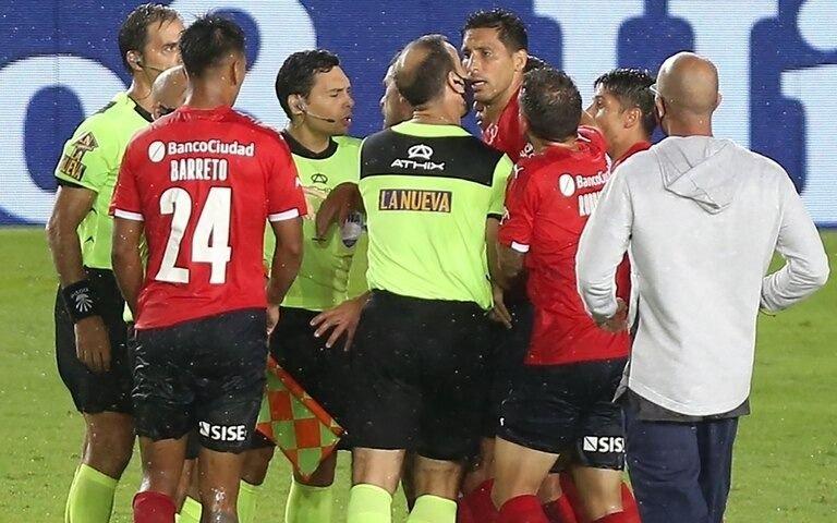 Escándalo sin fin: ahora Independiente le reclama a la AFA que anule el penal