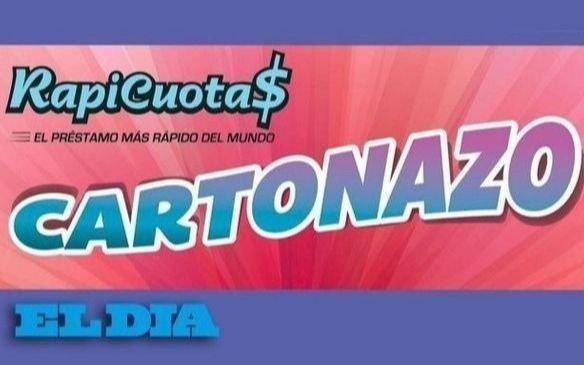 El Cartonazo quedó vacante y ahora se jugará por 150 mil pesos