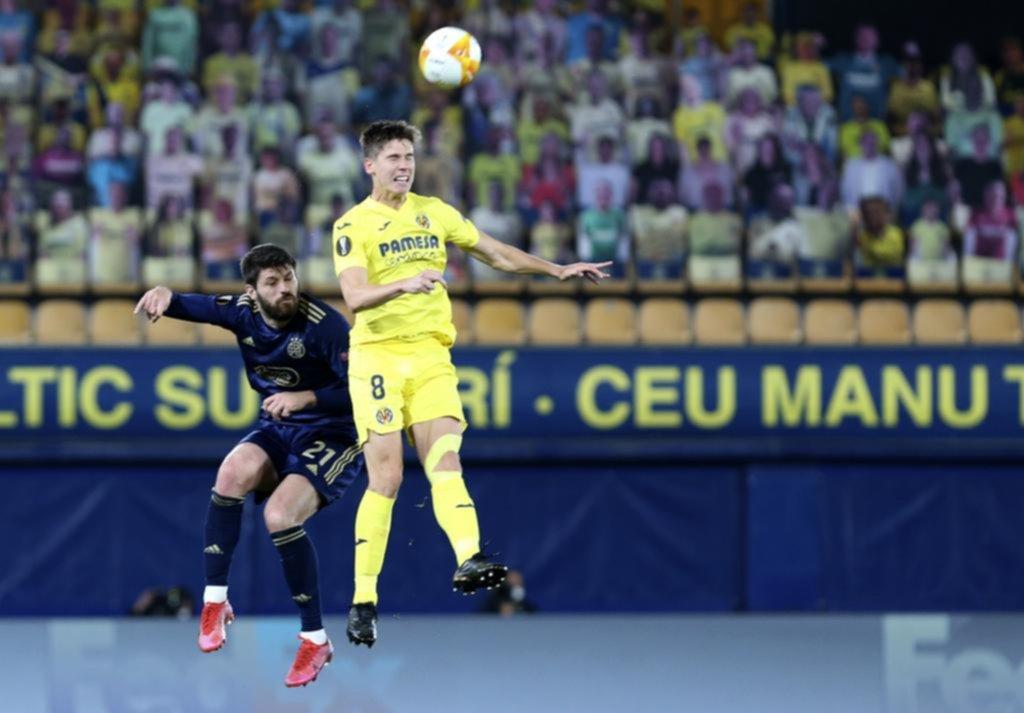 """Villarreal, con aporte platense, se metió en """"semis"""""""