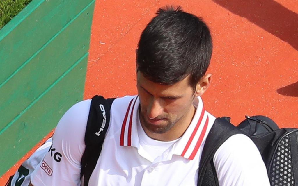 Novak Djokovic eliminado, en Montecarlo