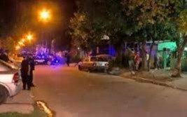 Locura narco en Rosario: balearon a una mujer embarazada, a su bebé de un año y a un hijo de ocho