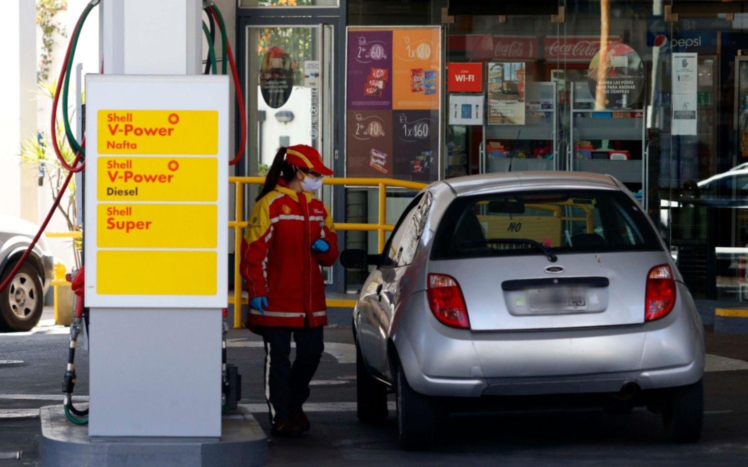 Los precios de los combustibles suben 6% desde esta medianoche