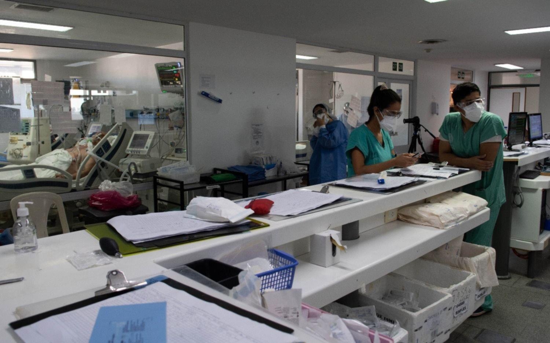 Argentina sumó 29.472 contagios y superó los 59.000 muertos
