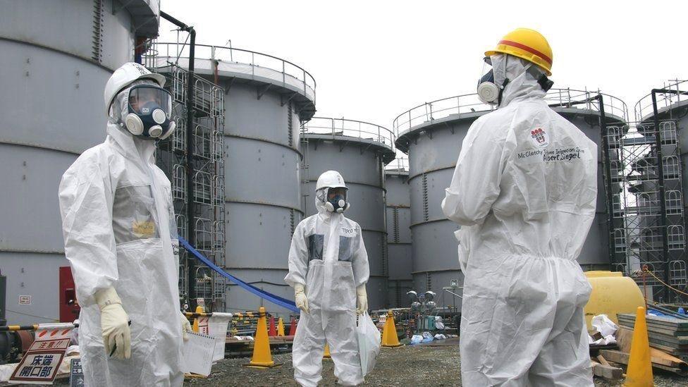 La ONU, en contra de la decisión japonesa de verter el agua tratada de Fukushima