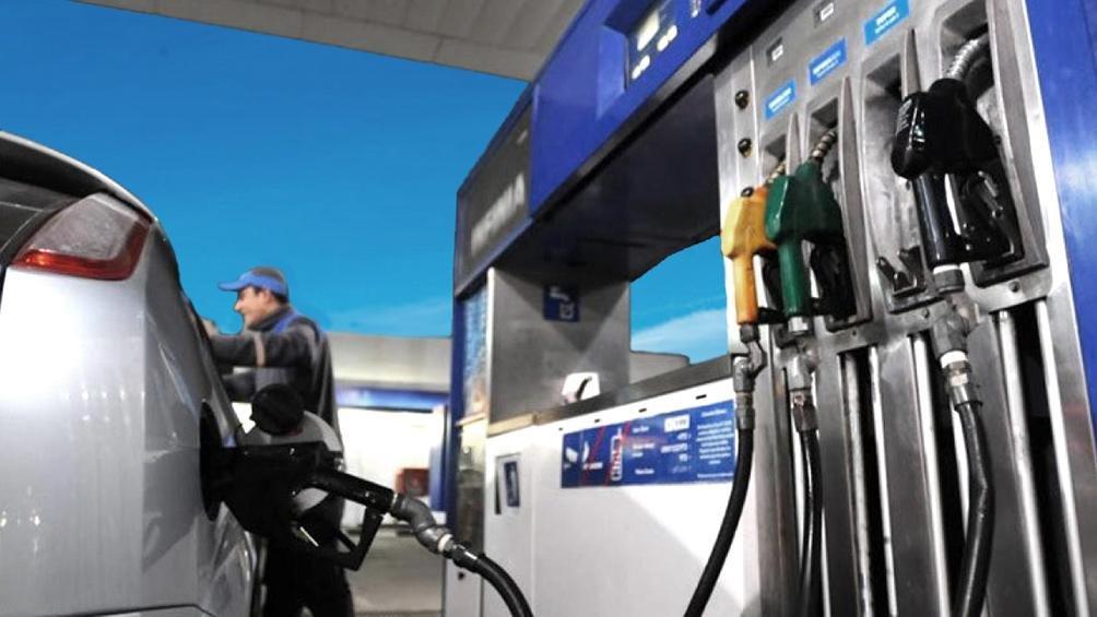 Los combustibles, con un aumento promedio del 6%
