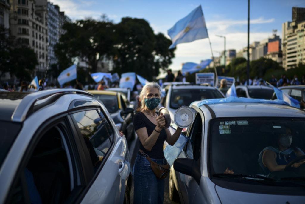 """Argentina extrema: entre la """"desobediencia civil"""" y el """"golpe institucional"""""""