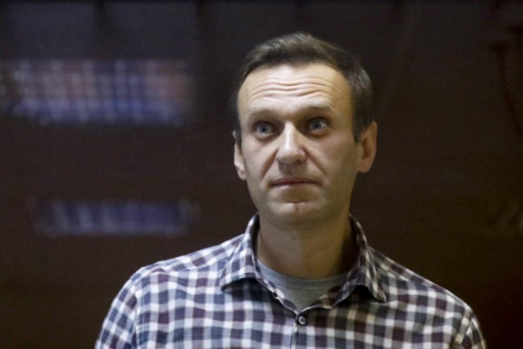 Fuerte advertencia a Rusia por la salud de Navalny
