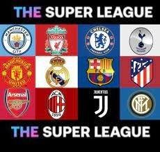 Crisis y amenazas: UEFA y FIFA contra clubes que quieren una Superliga