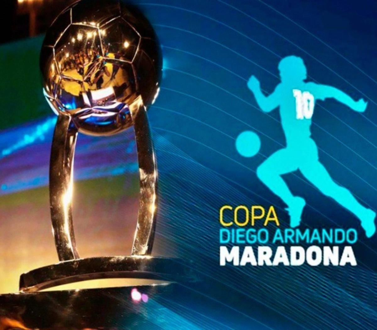 Pedido para que la Copa América se llame Diego Maradona: quién lo propuso