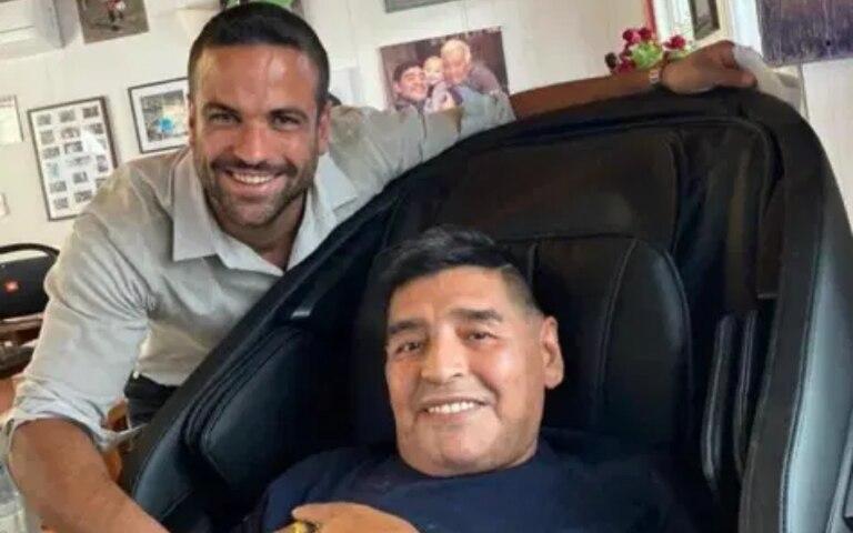 Muerte de Maradona: eximen de prisión al psicólogo Carlos Díaz