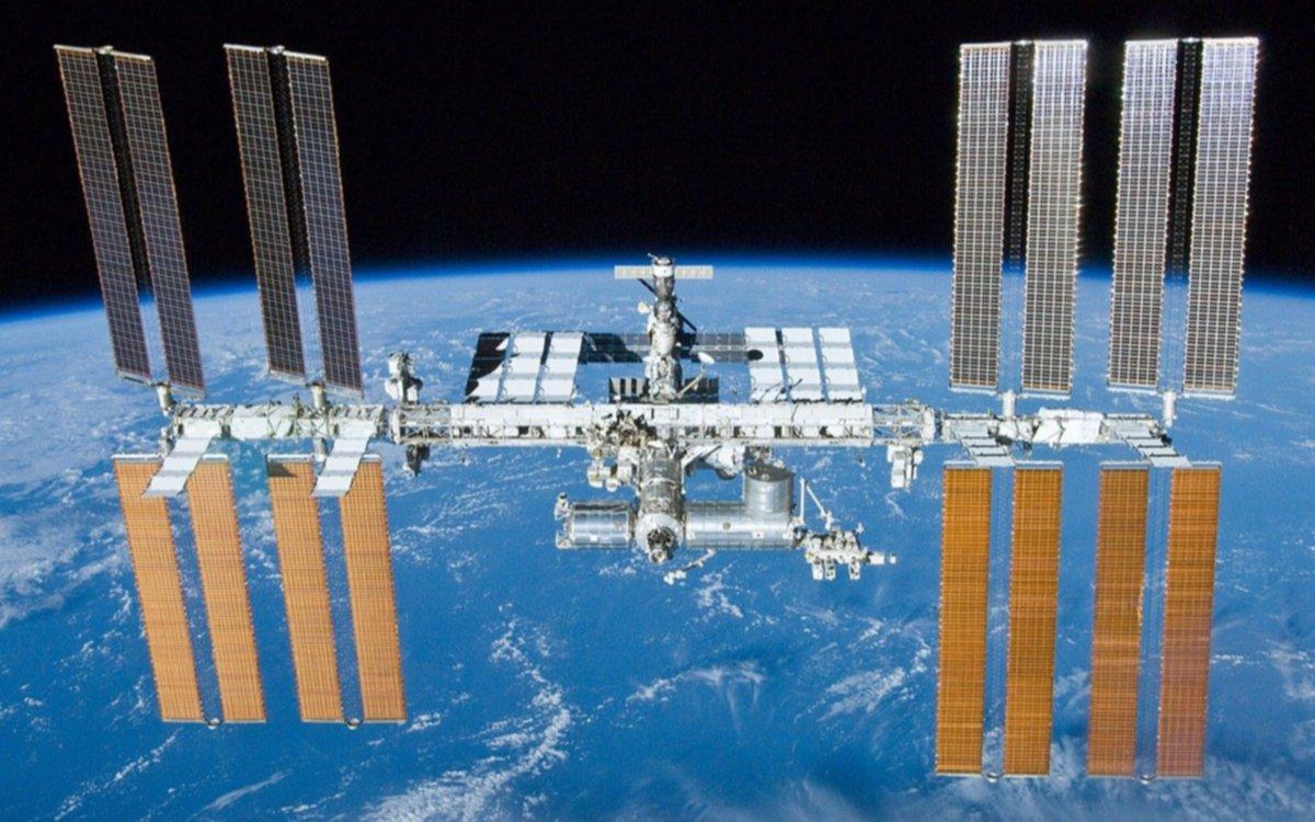¡A mirar al cielo! Cuándo se podrá seguir viendo la Estación Espacial Internacional desde La Plata