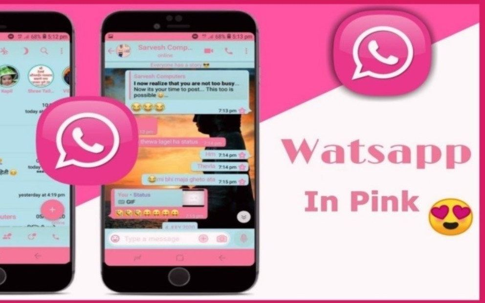¡No descargues WhatsApp Pink! La versión falsa de la app de mensajería que puede infectar tu celular
