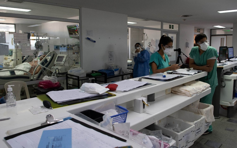 Ante el colapso sanitario en la Ciudad, médicos piden abrir hospitales de campaña