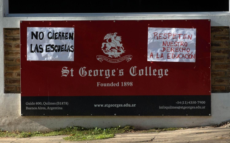 Colegios privados sostienen que la suspensión de clases seguirá después del 30 de abril