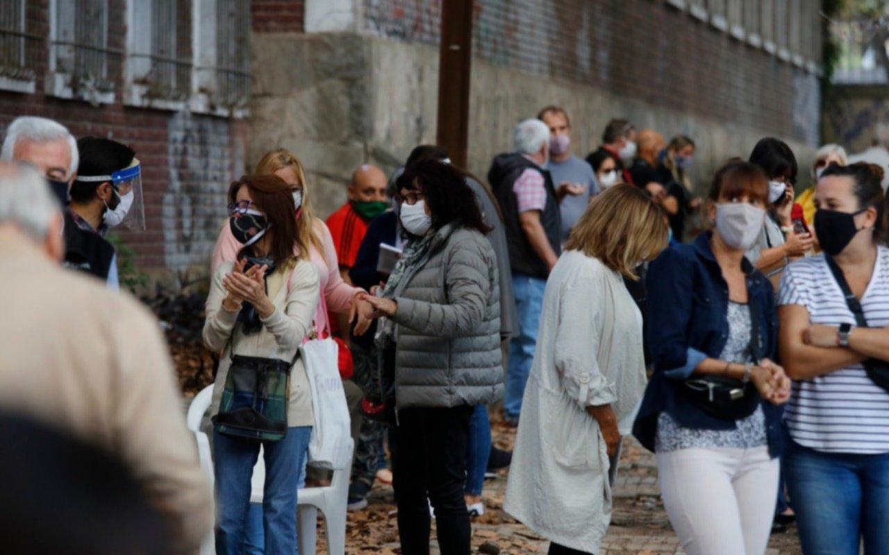 La Plata sumó este lunes 502 nuevos casos de coronavirus y otras 8 muertes