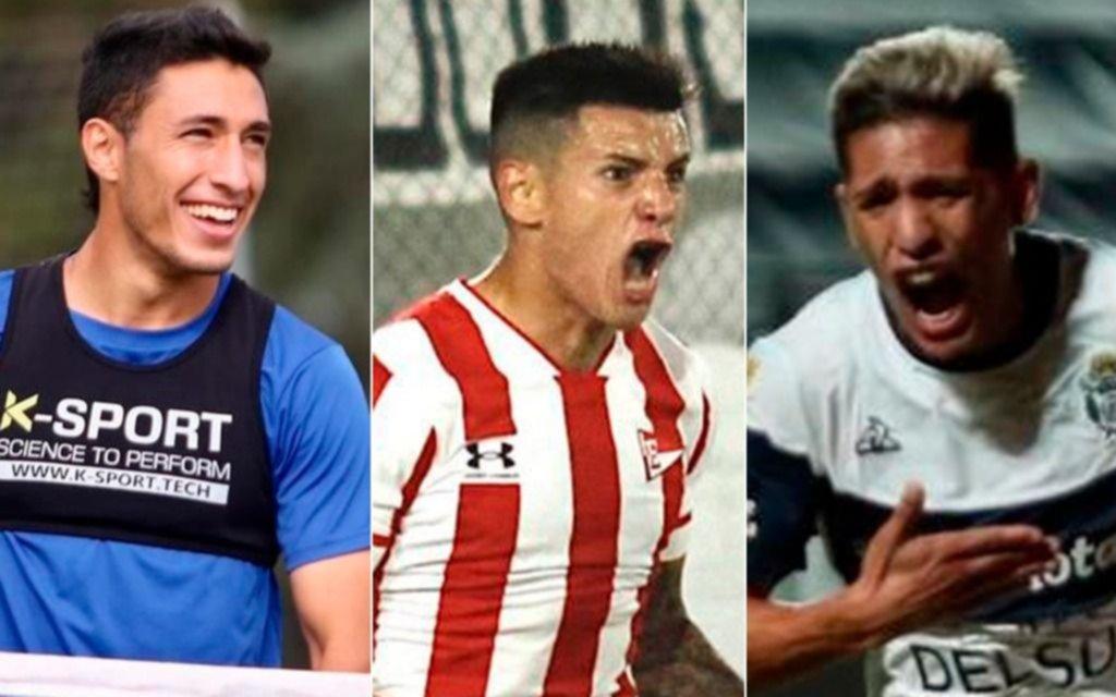 """Ramírez, Guiffrey y Godoy, un clásico y el sueño de un """"Salto Grande"""""""