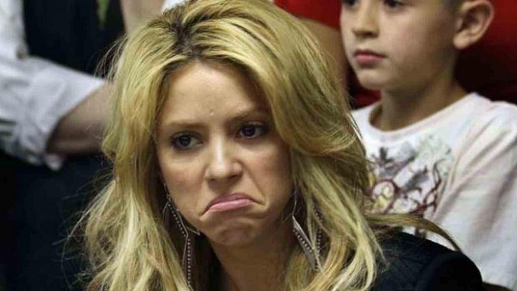 Complicada: ratifican que Shakira defraudó a Hacienda