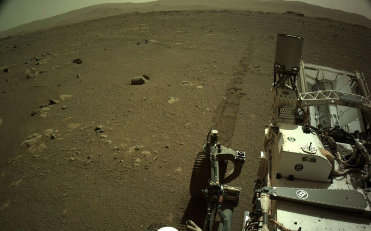 El Perseverance de la NASA hace historia en Marte: transformó dióxido de carbono en oxígeno