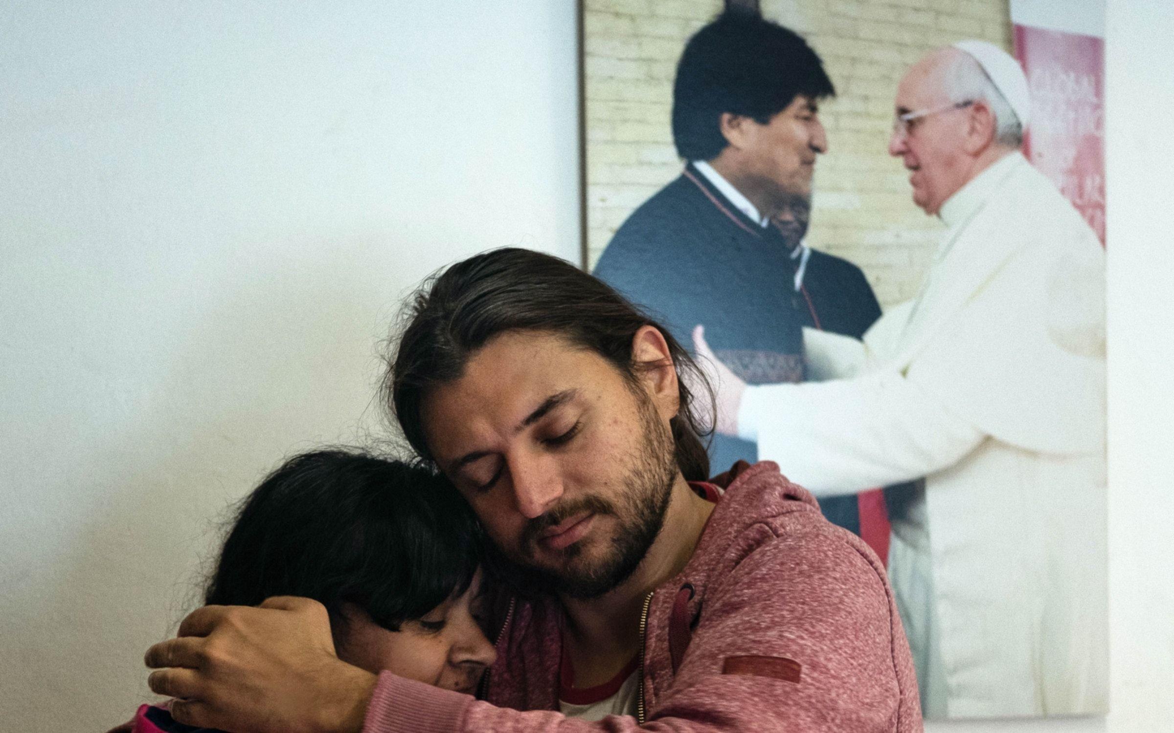Grabois trabajará para El Vaticano