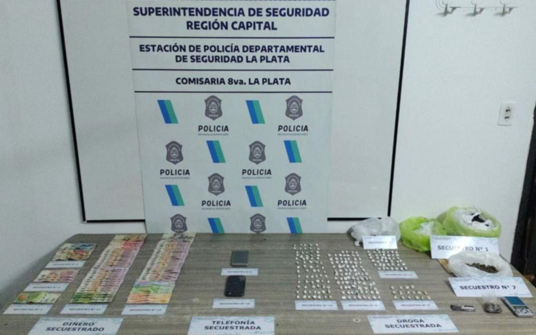 """Operativos contra el narcomenudeo en """"Puente de Fierro"""": un detenido"""