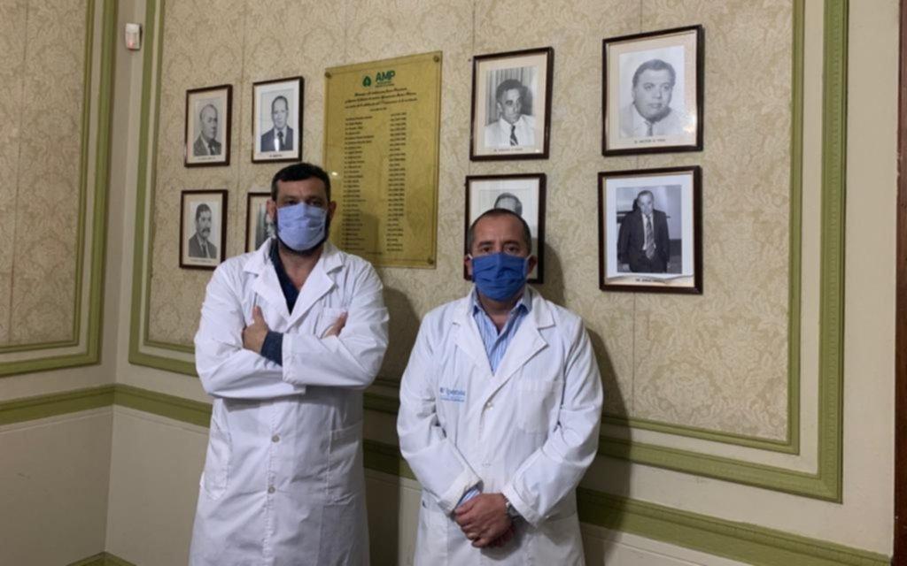 Nuevas autoridades en la Agremiación Médica Platense: el perfil del presidente y su vice