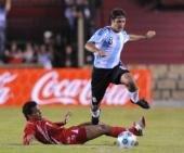 Muy bien por Fito en su debut de Selección