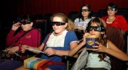 Ya está en La Plata el cine 3D