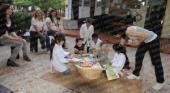 Parque Saavedra tiene su rincón para la literatura