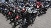 En La Plata secuestraron 10.000 motos en un año