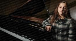 Cecilia, la gran promesa del piano