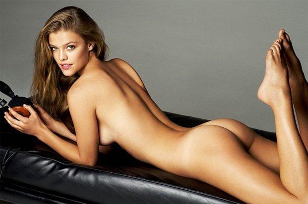 Nina Agdal La Rubia De Dinamarca Que Posa Desnuda En Paisajes