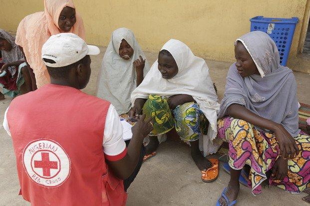 Nigeria: mujeres rescatadas del infierno de Boko Haram cuentan su calvario