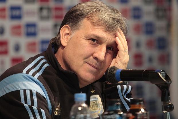 El Tata Martino dio la lista inicial para la Copa América