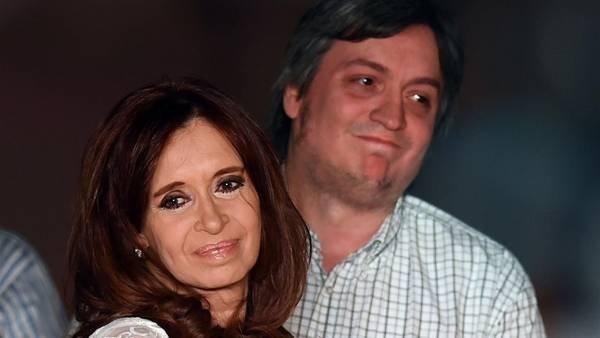 Cristina y Máximo Kirchner, imputados por cohecho - El país