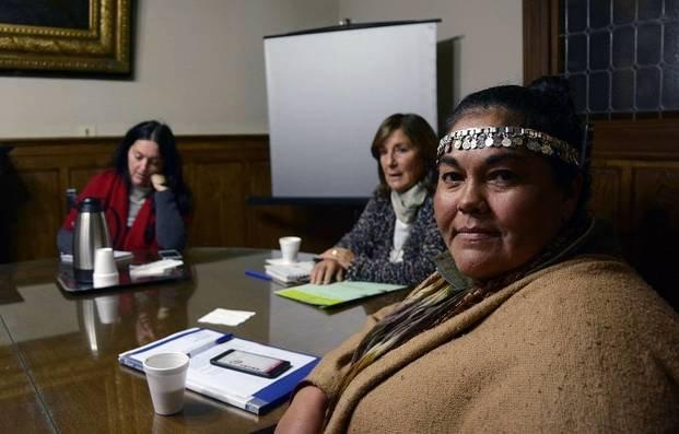 Mapuches piden la restitución de restos de cuatro caciques