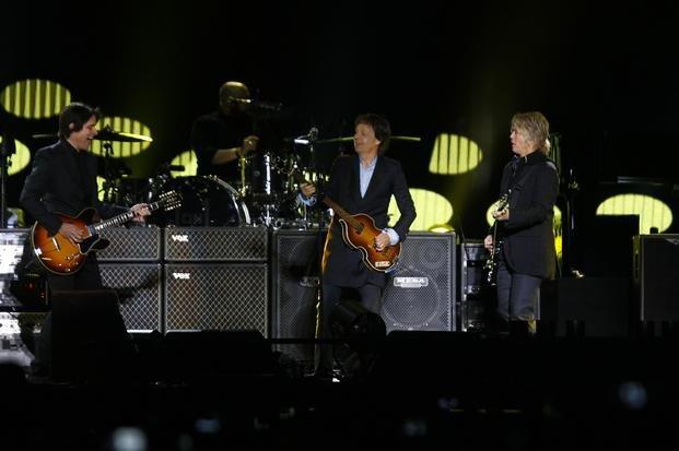 Paul en La Plata, un concierto magistral