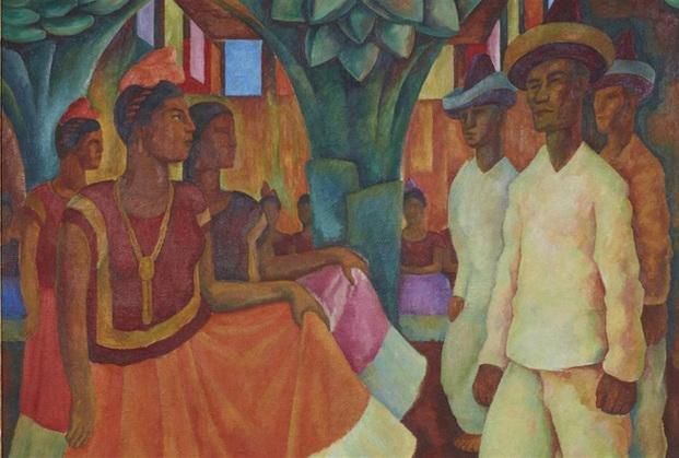 Compran para el MALBA una pintura de Rivera a precio récord