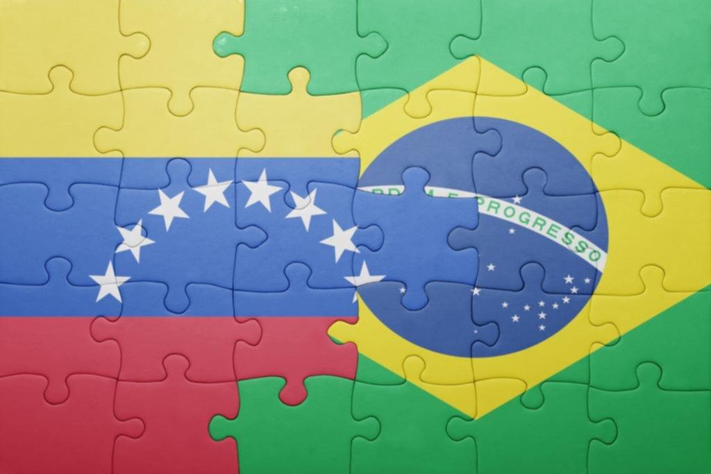 Brasil y Venezuela comparten fronteras y crisis