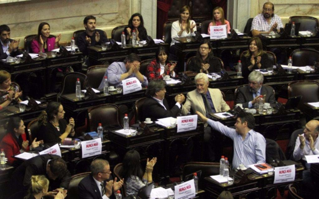 Diputados dio media sanción a la ley contra el 2x1 a represores