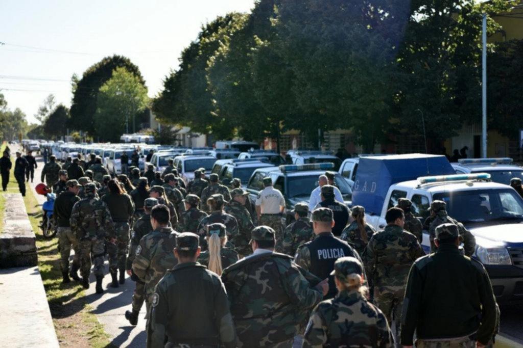 Las urgencias de la seguridad pública
