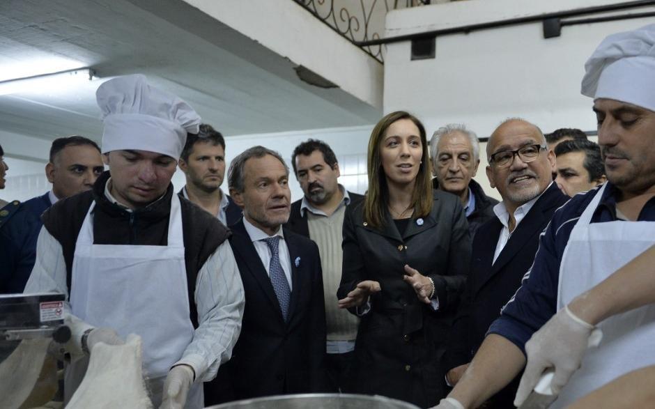 """Vidal, de lleno en la campaña: """"El PJ protegió a las mafias"""""""