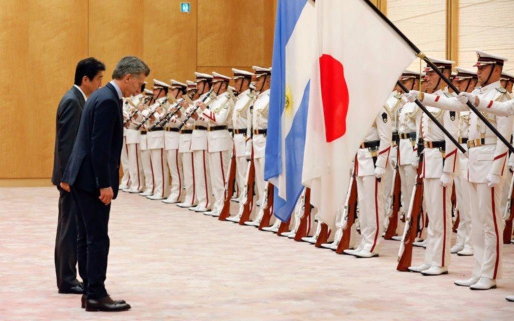 El embajador de Japón en Argentina, de lleno en las elecciones