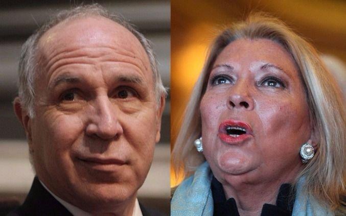 Para Carrió, informe de la AGN respalda el pedido de juicio político contra Lorenzetti