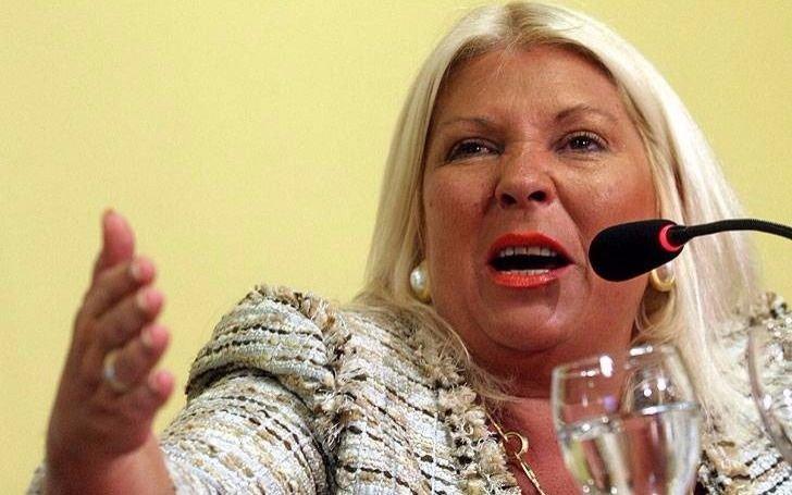 Tras imputación por enriquecimiento ilícito, Carrió sostiene que la denunciaron por$1.500