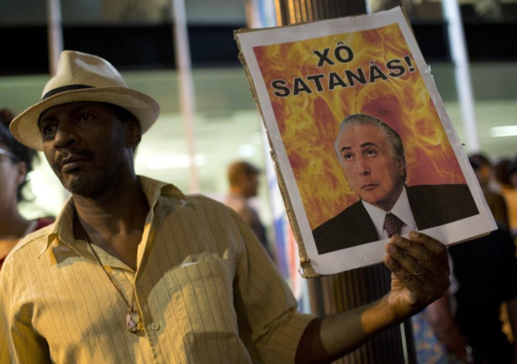 Brasil y una crisis sin fin