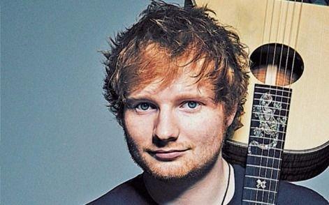 Ed Sheeran, un furor pop que ya copa la Ciudad