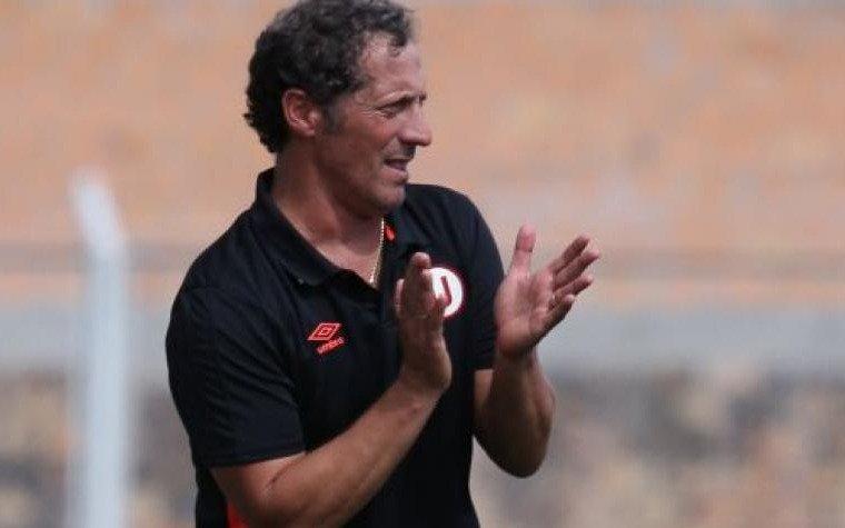 Pedro Troglio se despidió entre lágrimas del club — Universitario de Deportes